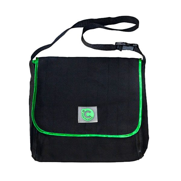 A unique O´Cool for horses storing bag for therapy boots folded BLACK